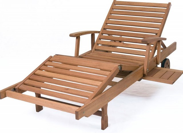 Wooden Chaise Lounge Plans