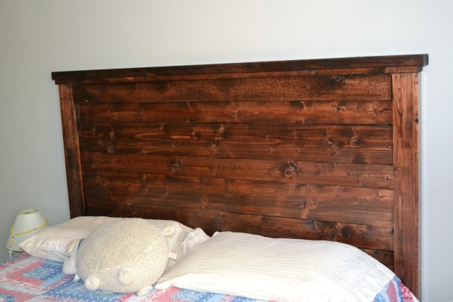 Build Your Own Headboard Instructions