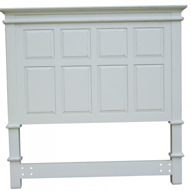 Cottage Style Headboards White