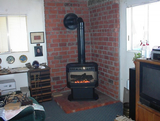 Country Stove And Fireplace Sussex