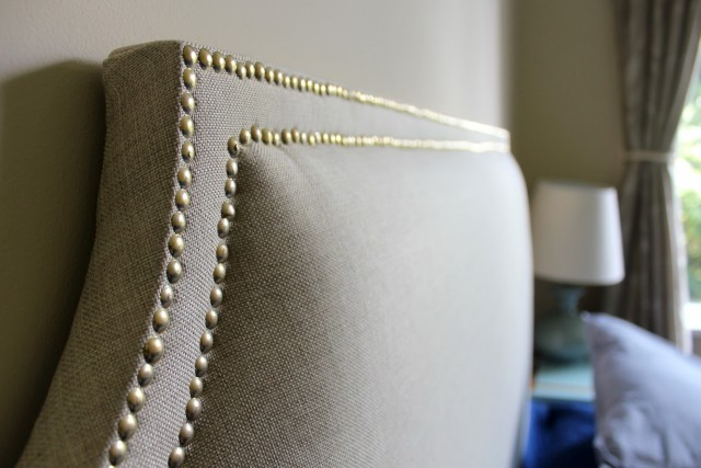 Diy Fabric Headboard Instructions
