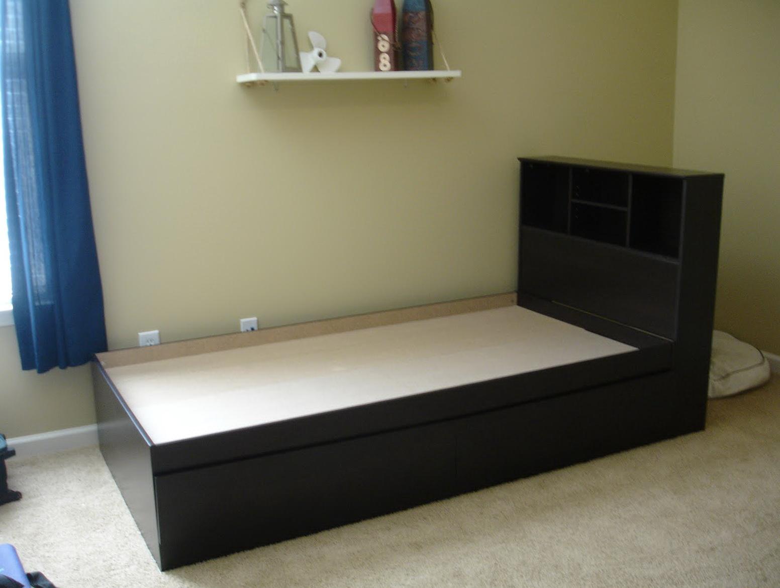 Diy Headboard For Twin Bed