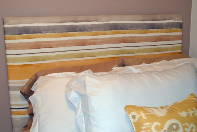 Diy Padded Headboard And Pieced Bed Rails