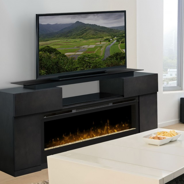 Electric Fireplace With Tv Stand