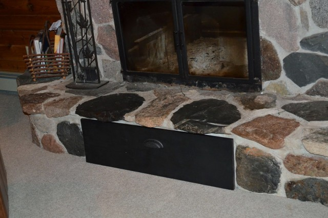 Fireplace Air Vent Covers