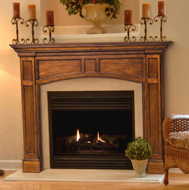 Fireplace Surrounds Wooden