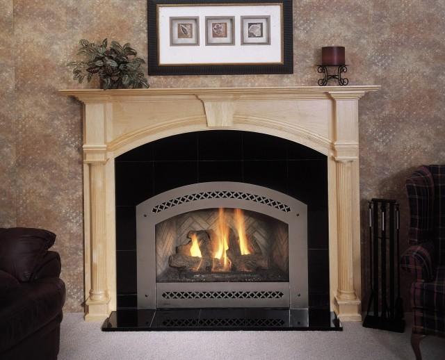 Gas Fireplace Shut Off Valve Location