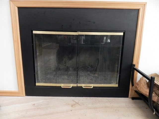 Gas Fireplace Vent Covers