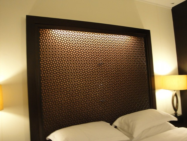 Headboard With Reading Lights Built In