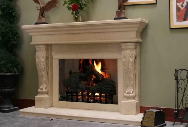 Home Depot Fireplace Mantel Kit