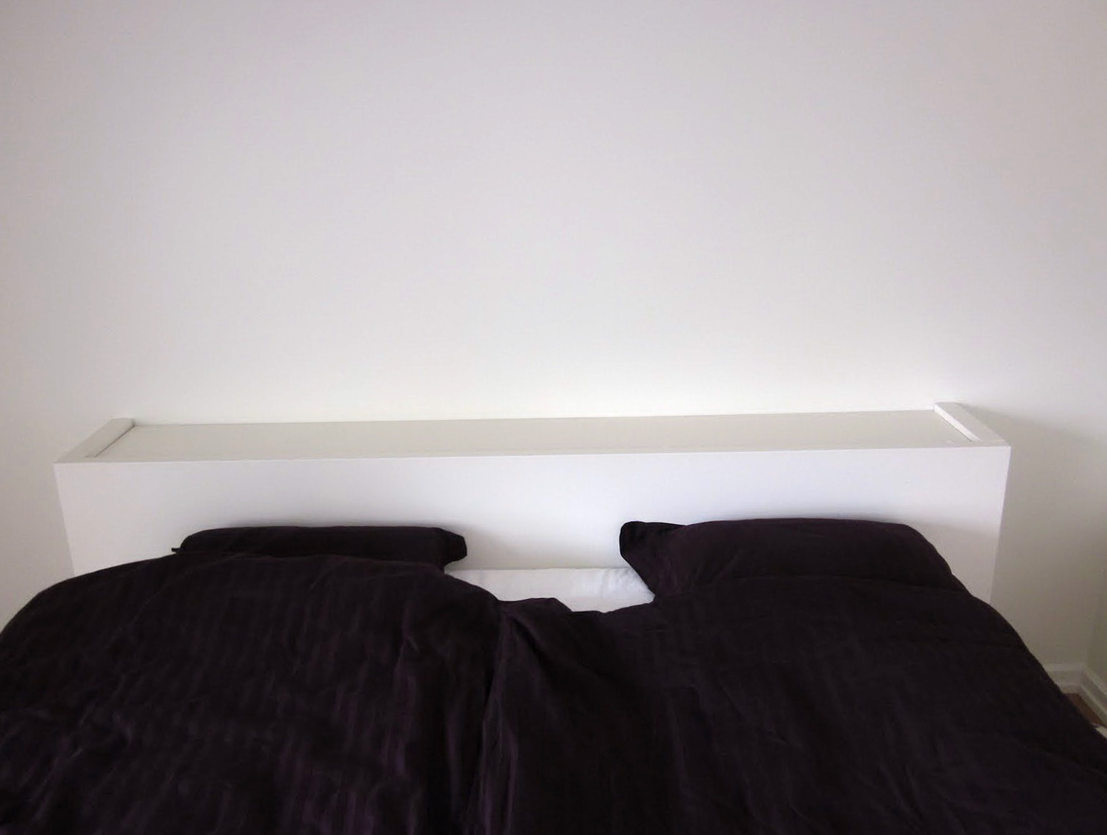 Ikea Malm Headboard Shelf