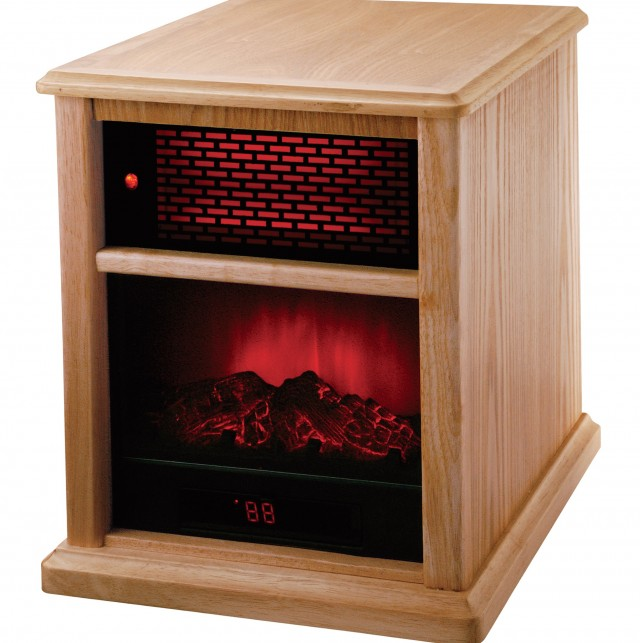 Infrared Electric Fireplace Vs Electric Fireplace
