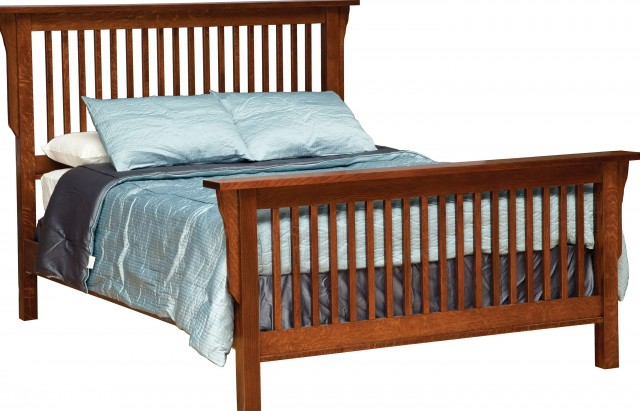 King Bed Frame With Headboard And Footboard
