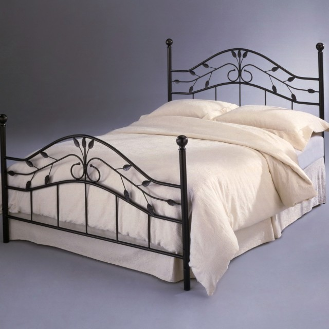 Metal Bed Headboard And Footboard