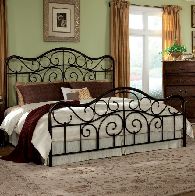 Metal Headboards And Footboards King