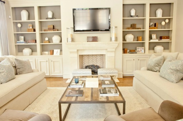 Mirror Over Fireplace Rules