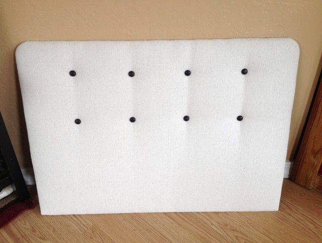 Padded King Headboard How To Make