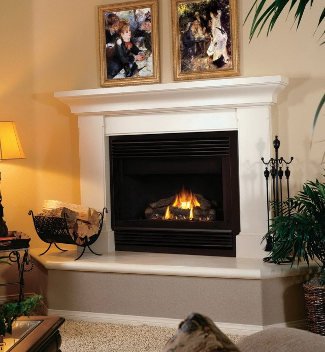 Painting A Fireplace Ideas