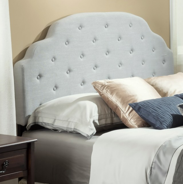Queen Fabric Headboard Diy