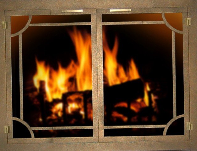 Stoll Fireplace Glass Doors Price