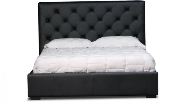 Tufted Headboard Full Size Bed