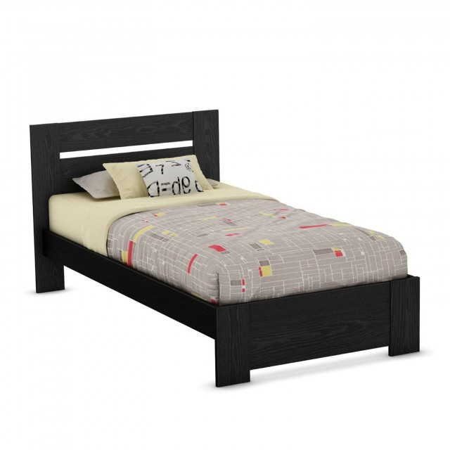 Twin Bed Frame With Headboard And Footboard Brackets