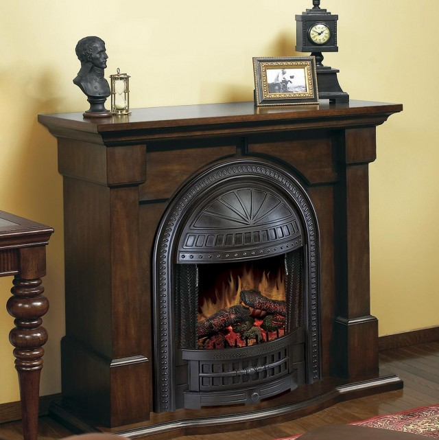 Vintage Electric Fireplace For Sale