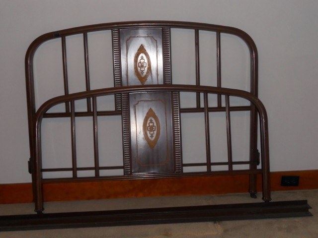 Vintage Queen Headboard For Sale