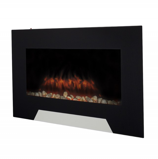 Wall Mounted Electric Fireplaces Canada