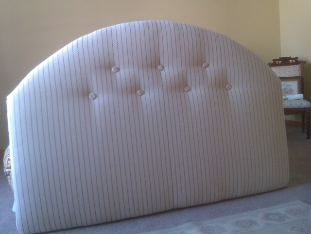 West Elm Headboard Hack