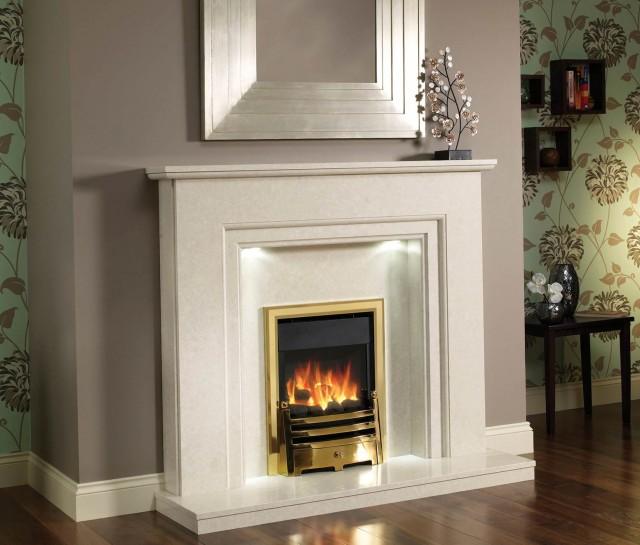 White Fireplace Surrounds Uk