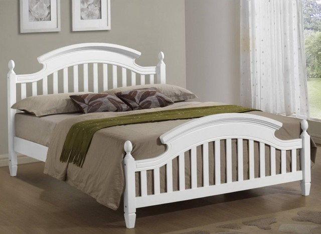 Wood Bed Frames With Headboard