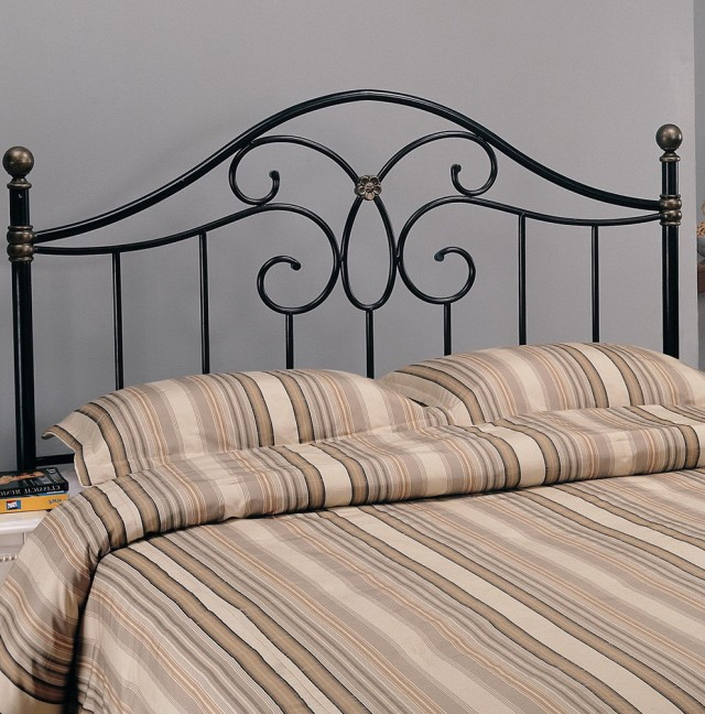 Wrought Iron Queen Headboard Only