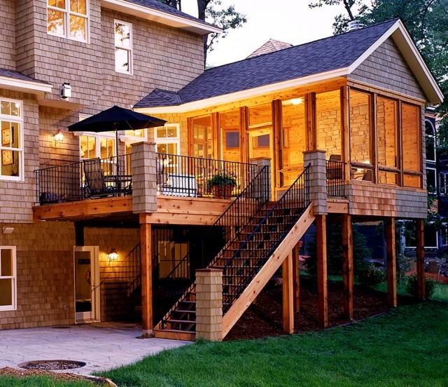 3 Season Porch Flooring