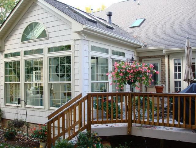 3 Season Porch Flooring Ideas