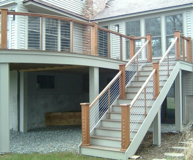Aluminum Porch Railing Home Depot