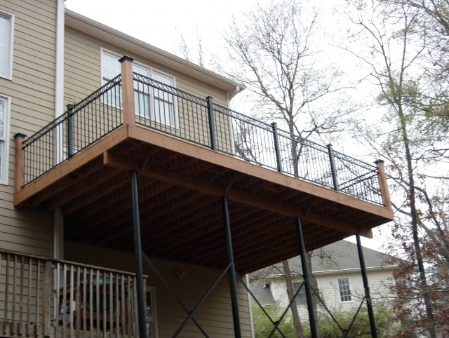 Aluminum Porch Railing Lowes