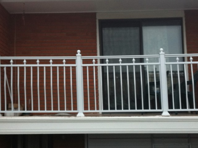 Aluminum Porch Railings Toronto
