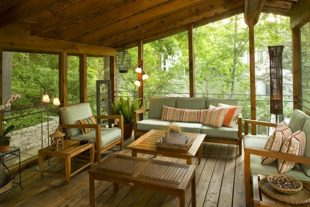 Back Porch Designs For Houses