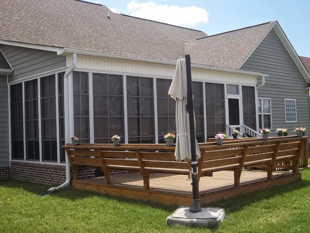 Back Porch Ideas For Small Homes