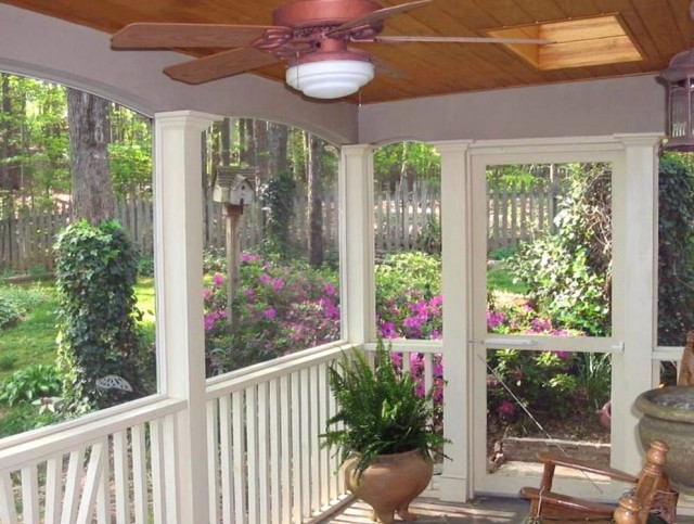 Back Porch Ideas On A Budget