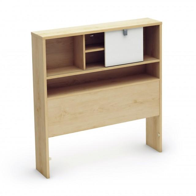 Bookcase Headboard Twin Plans