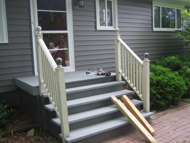 Building A Porch Railing
