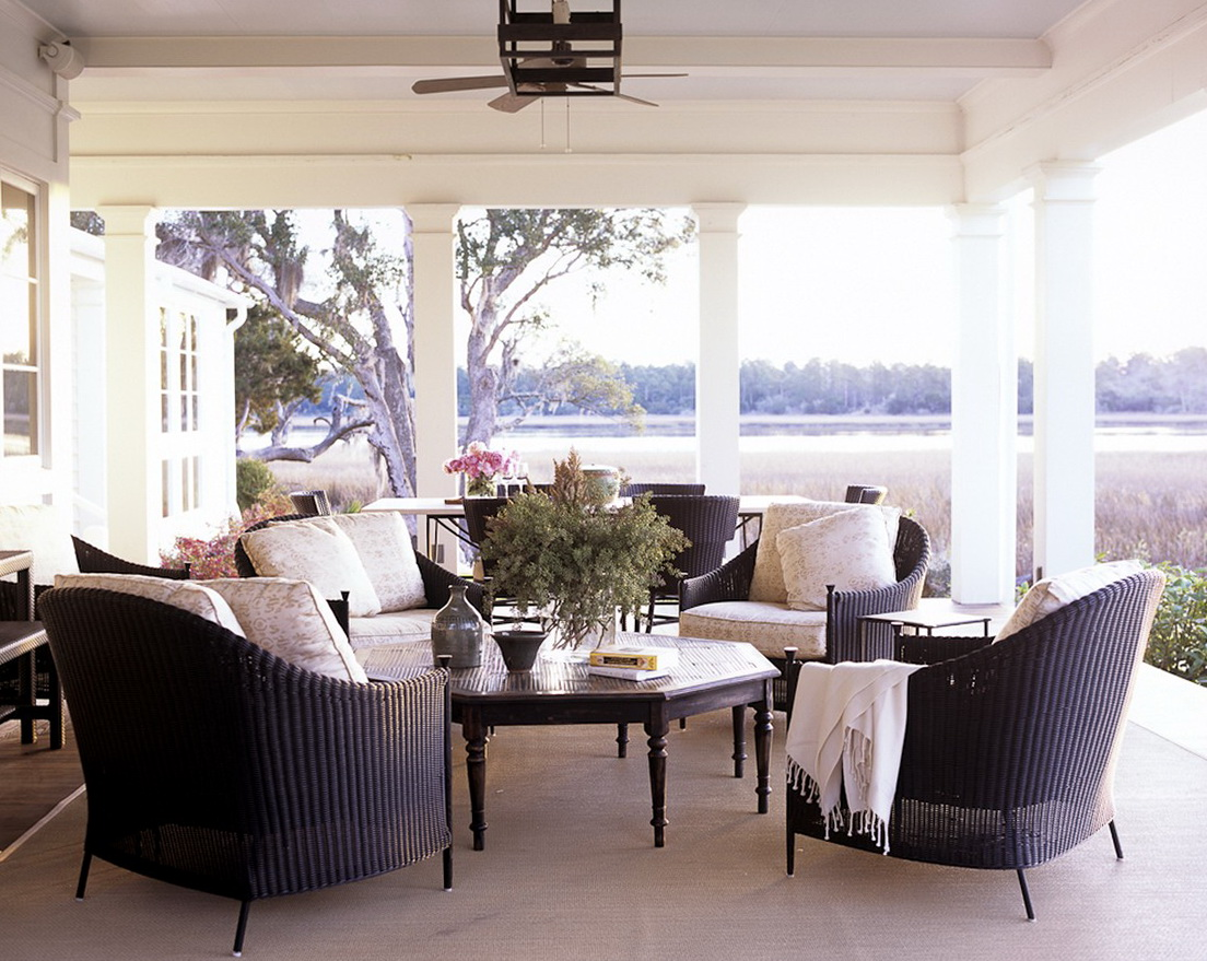 Contemporary Front Porch Furniture