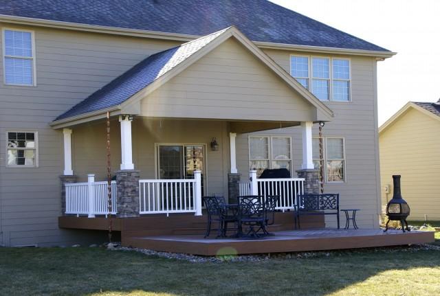 Covered Porch Design Ideas