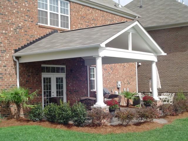 Covered Porch Design Plans