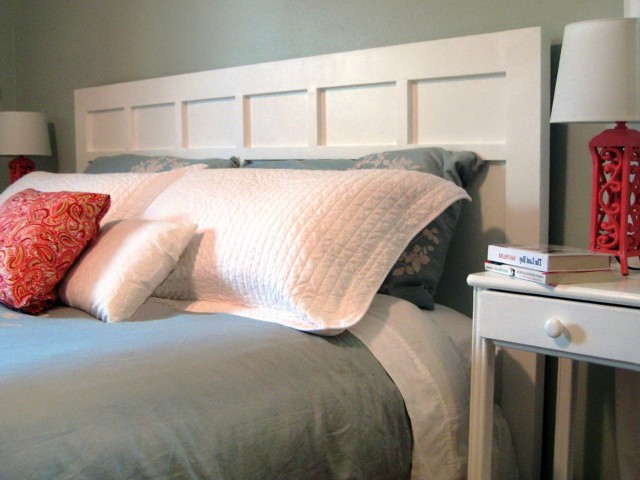 Diy Queen Size Headboard