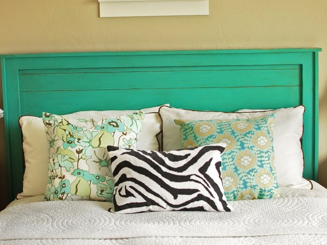 Diy Wood Queen Headboard