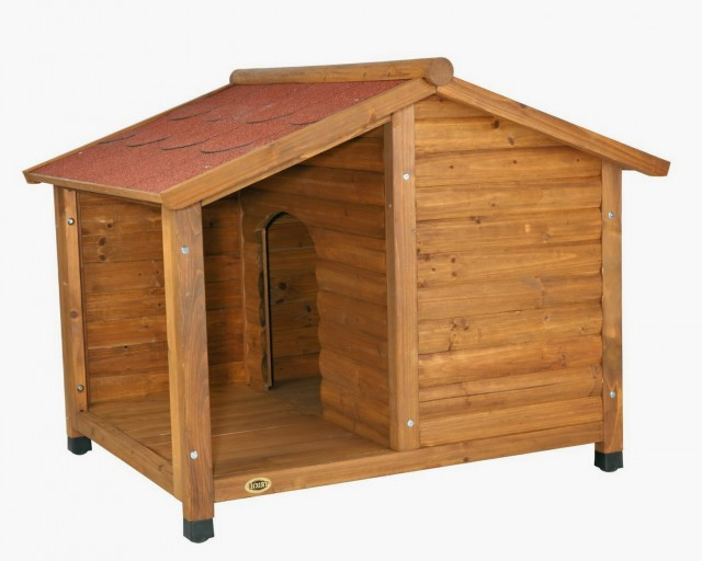 Dog House With Porch Blueprints