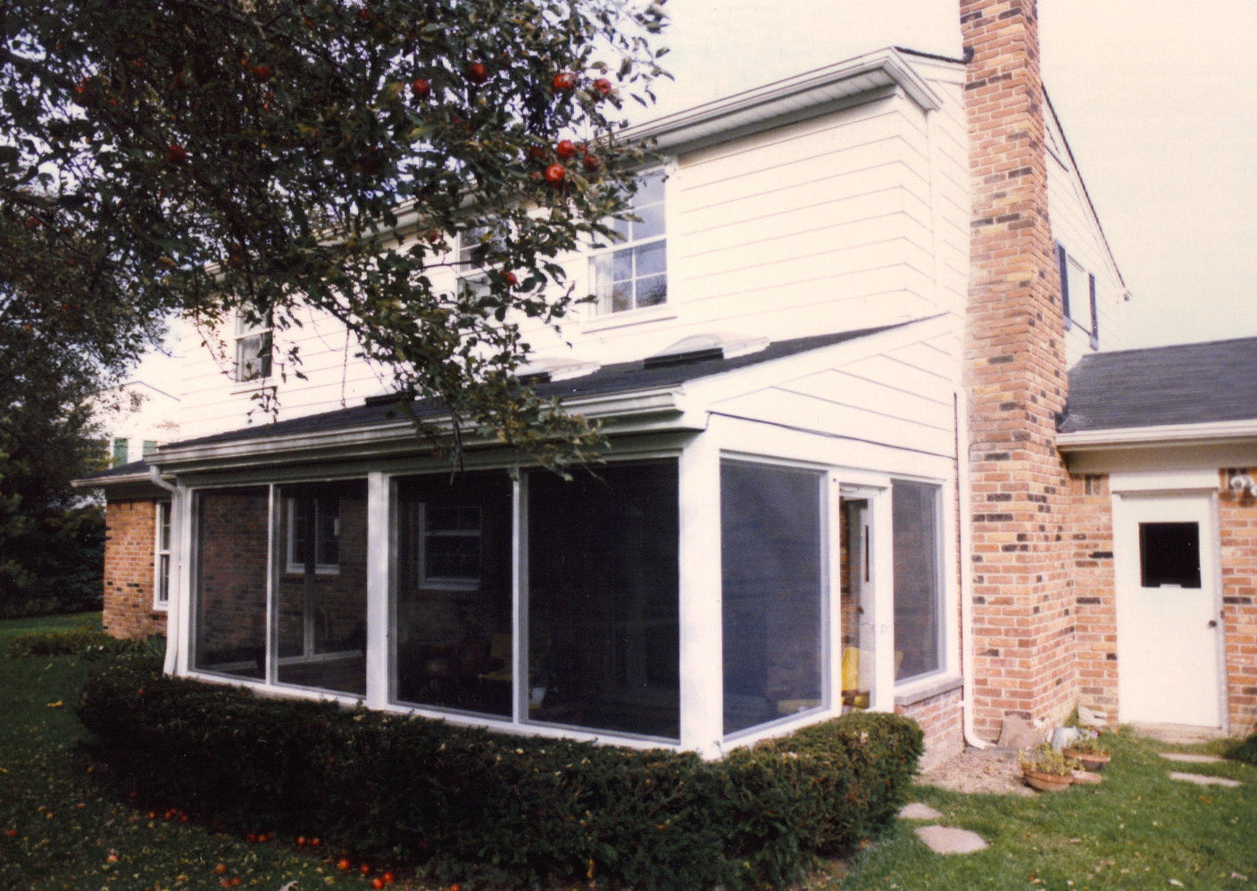 Enclosed Back Porch Designs For Houses